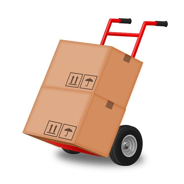rudlík na balíky